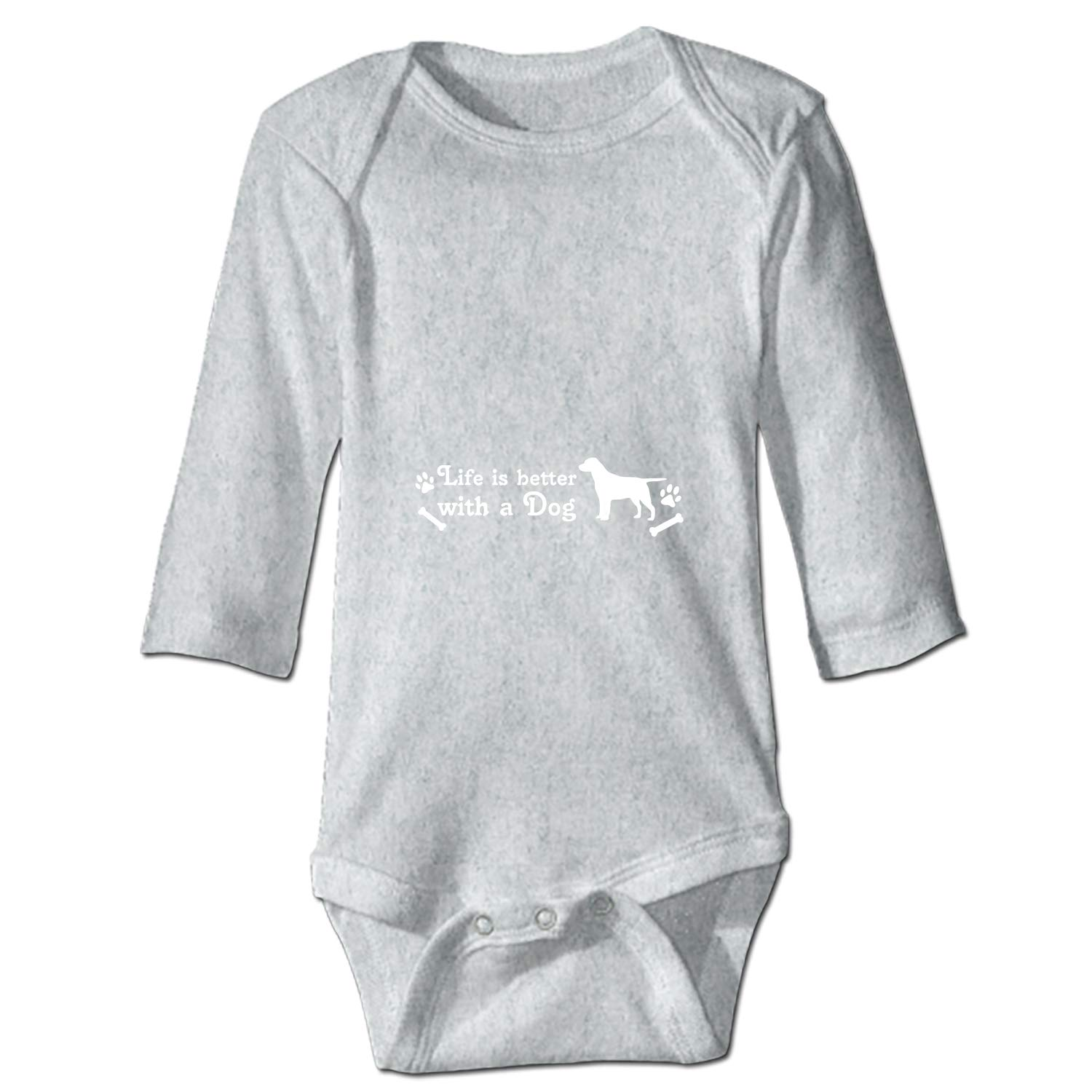 Chenqin-s Get in Loser Unisex Baby Long-Sleeve Onesies Cotton Bodysuits Infant Romper Clothes