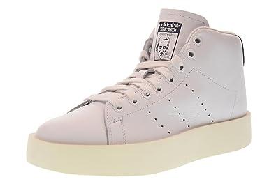 pretty nice 9cfe8 fc568 adidas Damen Buty Stan Smith Bold Mid W Schuhcreme  Pflegeprodukte, Weiß ( FtwblaMaruni), 36 EU Amazon.de Schuhe  Handtaschen