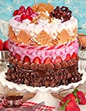 we have company jigsaw puzzle - Springbok Puzzles Icing on the Cake Jigsaw Puzzle (500 Piece)