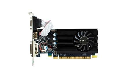 GALAX GeForce GT 730 EXOC 1GB NVIDIA GeForce GT 730 1GB ...
