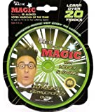 Ed Alonzo 20 Magic Tricks w Money & Cards Easy to Learn