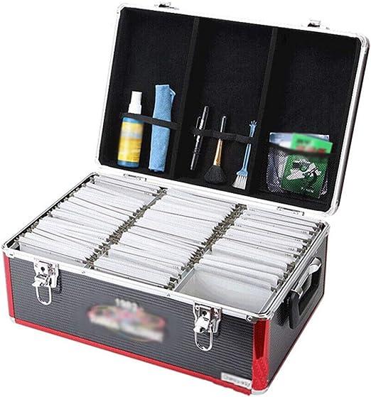 Nai-storage Caja de Gran Capacidad de Almacenamiento de CD, Marco ...
