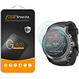 [3-Pack] Supershieldz for LG Watch Sport Tempered Glass Screen Protector, Anti-Scratch, Anti-Fingerprint, Bubble Free, Lifetime Replacement Warranty