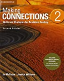 img - for Making Connections Level 2 Student's Book with Integrated Digital Learning: Skills and Strategies for Academic Reading book / textbook / text book