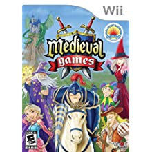 Medieval Games - Nintendo Wii