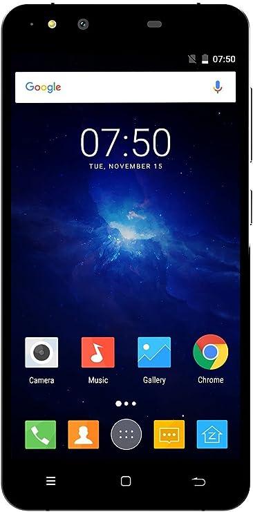 Zopo Flash G5 Plus - Smartphone de 5.5 (Octa-Core, RAM de 2 GB, Memoria Interna de 16 GB, Android 6.0) Color Negro y Azul: Zopo: Amazon.es: Electrónica