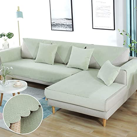 Awe Inspiring Amazon Com Waterproof Anti Slip Couch Covers Corner Short Links Chair Design For Home Short Linksinfo