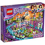 LEGO - 41130 - Friends - Jeu de construction - Les Montagnes Russes du Parc d'Attractions