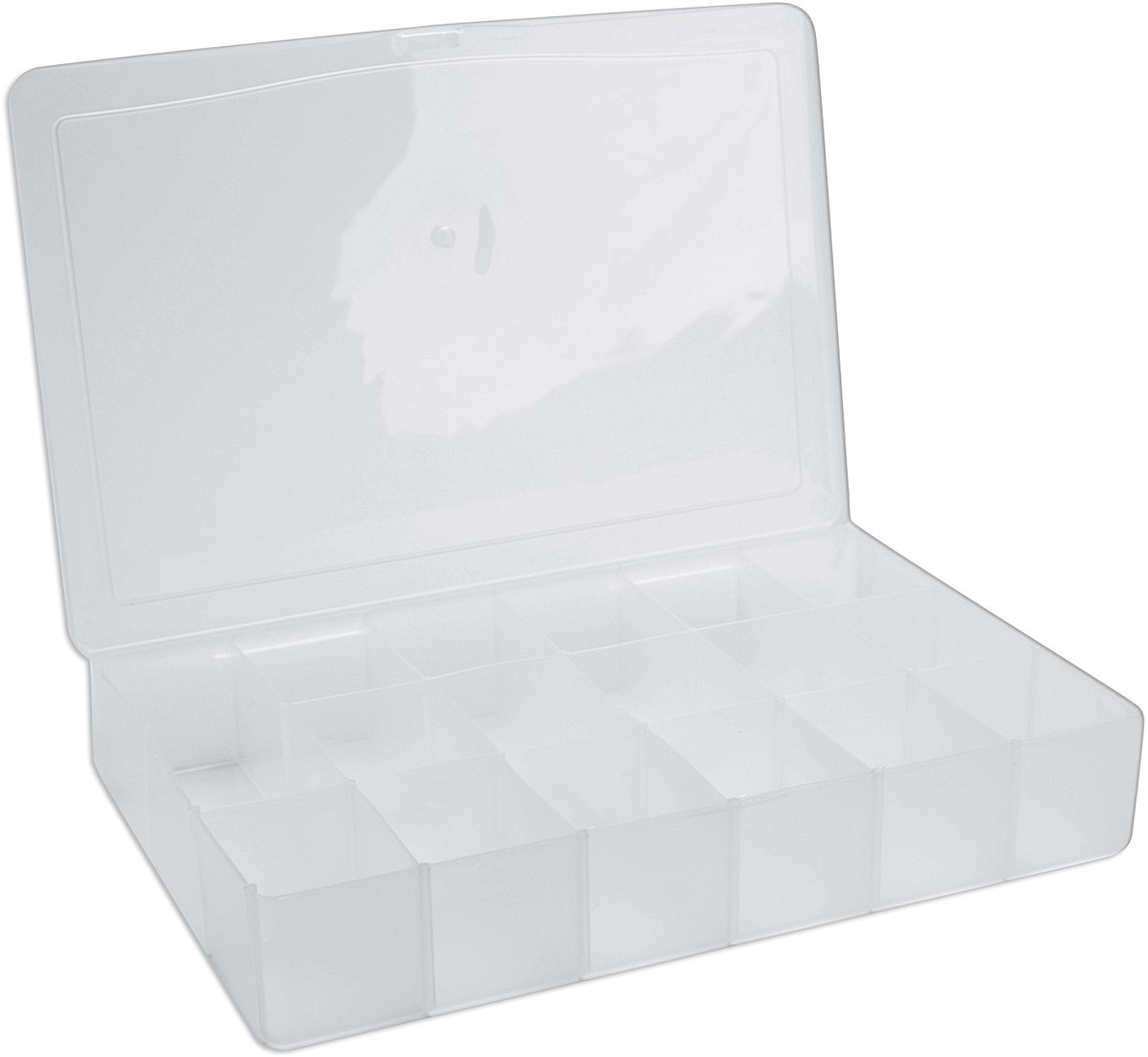 Darice Floss Caddy 17 Compartment 7X10 1//2X1 1//2 10674 3-Pack Bulk Buy
