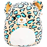 Squishmallow Kellytoy 8 Inch Liv The Teal Leopard