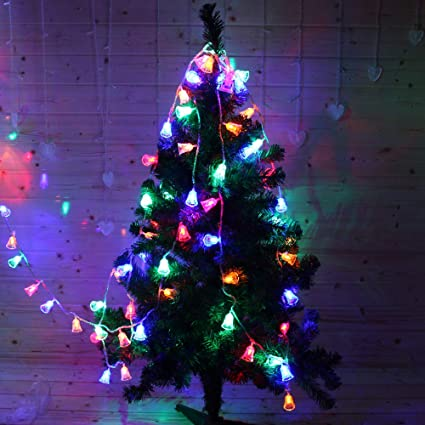 8.2ft Christmas String Lights Christmas Lights Decorations 20 LED Lights  Battery Operated Indoor Outdoor Christmas - Amazon.com : 8.2ft Christmas String Lights Christmas Lights