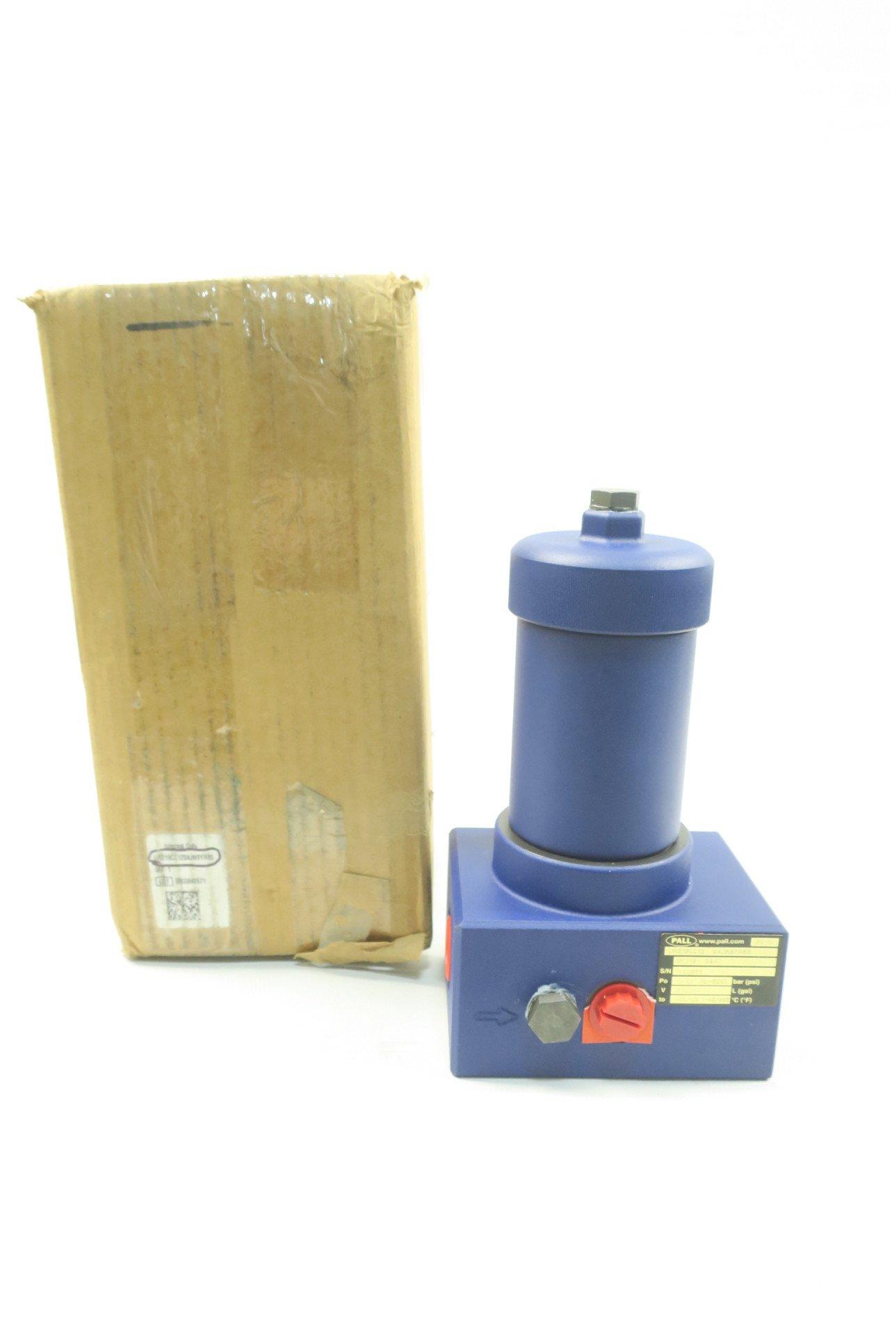 NEW PALL UR219CC12 04JNYR85 HYDRAULIC FILTER 0-600PSI 1IN NPT D583937