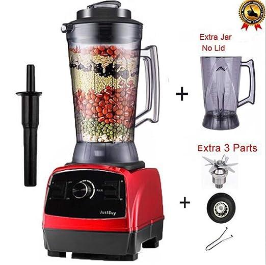 YUANYUAN520 2800W Sin BPA 3.3HP 4L Licuadora Comercial De Servicio ...