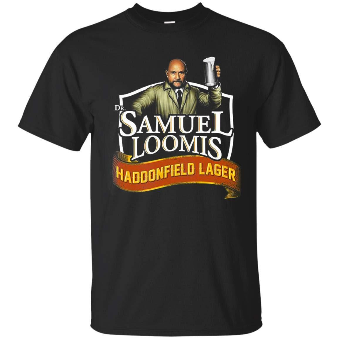 Dr Samuel Loomis Haddonfield Lager Classic T Shirt