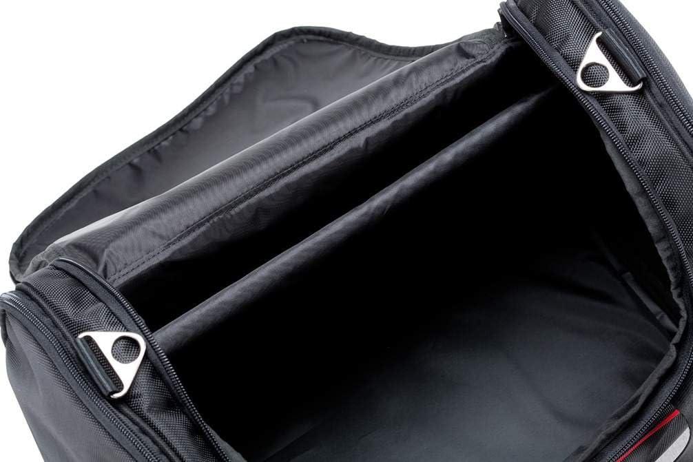 KJUST Dedizierte Kofferraumtaschen 5 STK kompatibel mit Dacia Duster II 2017