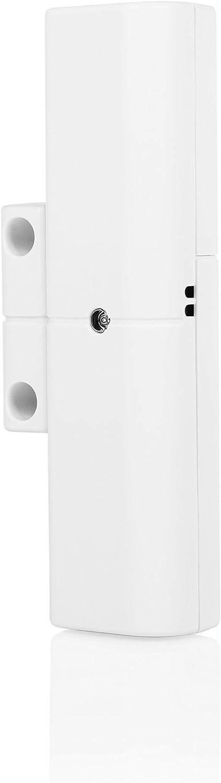 Smartwares HA788GSM Alarmanlage mit Bewegungsmelder Wei/ß