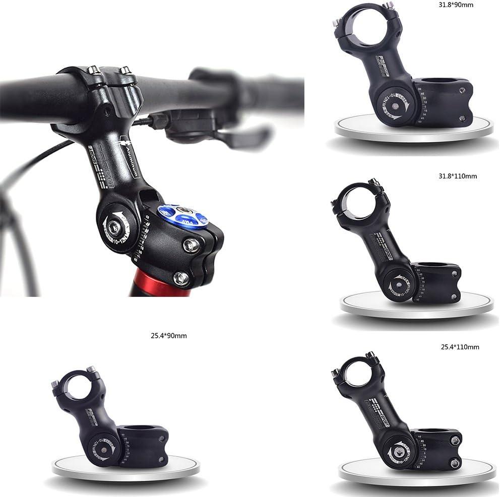 Bike Stem Increased Control Tube Extend Handlebar Adapter Fashion 22.2*28.6MM