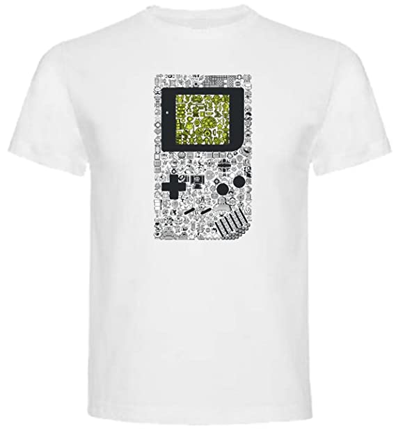 The Fan Tee Camiseta de Hombre Nintendo Gamer SNES NES Mario: Amazon.es: Ropa y accesorios