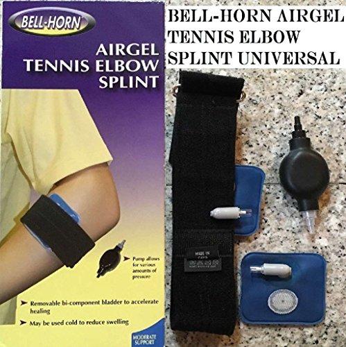 PneuGel Tennis Elbow Splint in Black ()