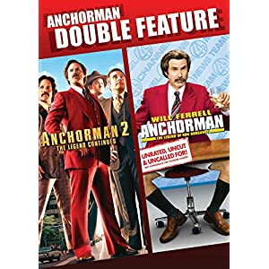 Anchorman / Anchorman 2 Double Feature | NEW COMEDY TRAILERS | ComedyTrailers.com