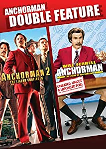 Anchorman / Anchorman 2 Double Feature