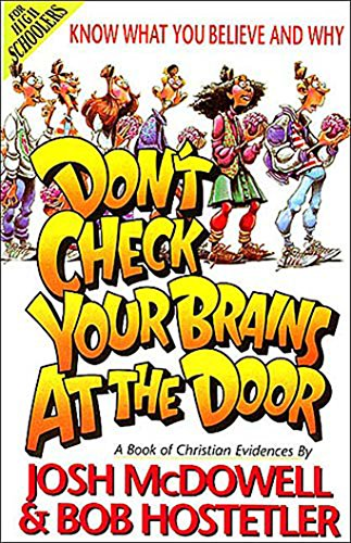 Book: Don't Check Your Brains at the Door by Bob Hostetler