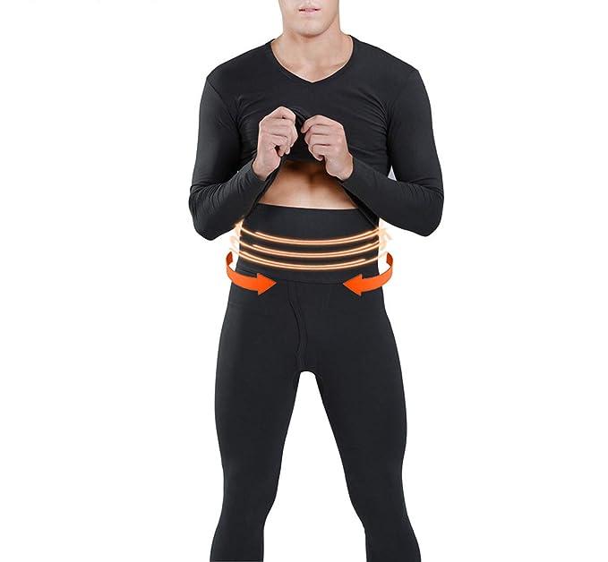 Amazon.com: Invierno alta cintura térmica ropa interior para ...