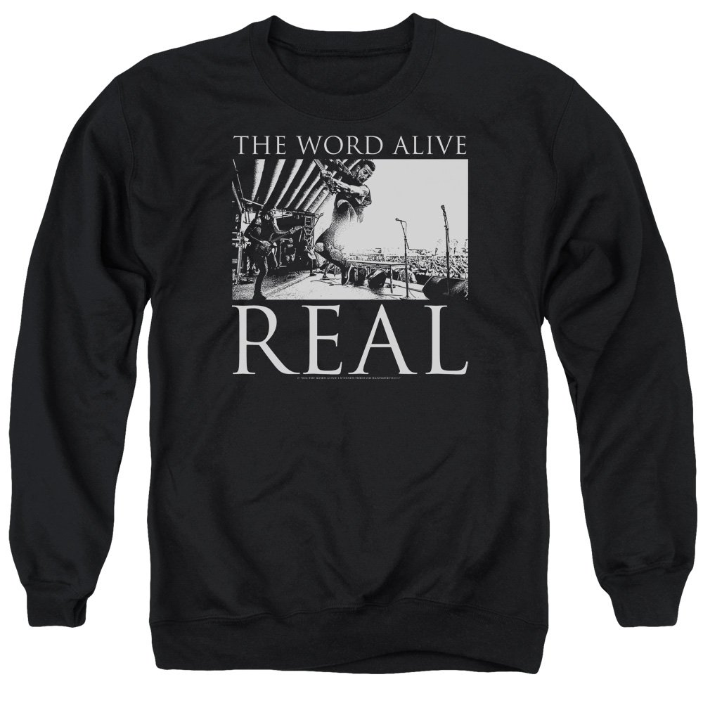 The Word Alive Herren Sweatshirt
