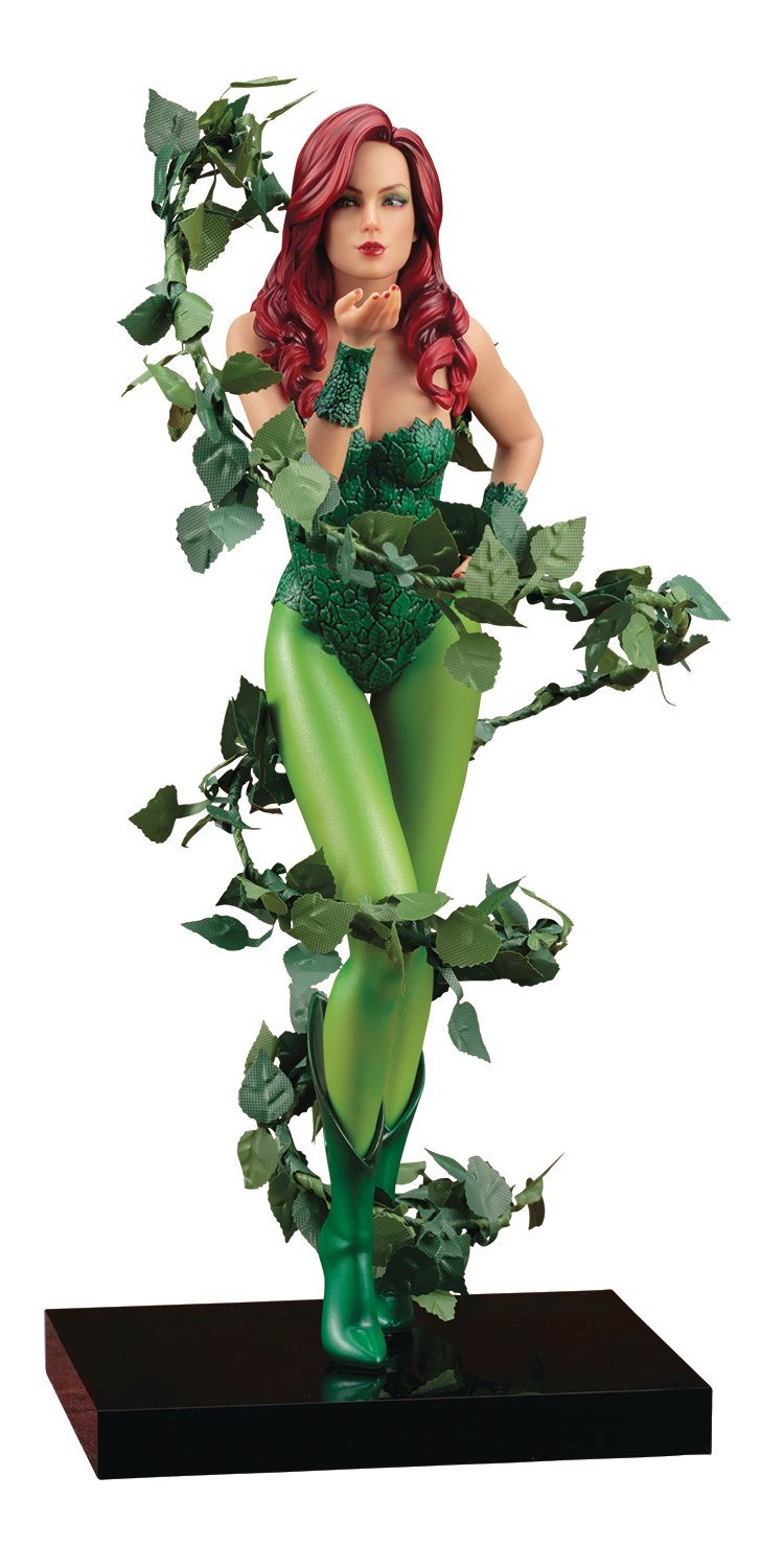 DC Comics Poison Ivy Mad Lovers ArtFx+ Estatua