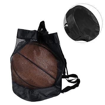 Ball Drawstring Bag Footballs Tote Gym Bags Storage Backpack Mesh Carry  Netbag Sports Draw String Diving 7cfe1690ea