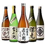 衝撃の50%OFF! 日本酒最高ランクの大吟醸720ml 5本セット