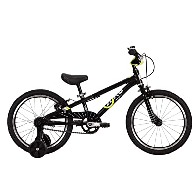E350 Kids Bike (Black Midnight) : Sports & Outdoors