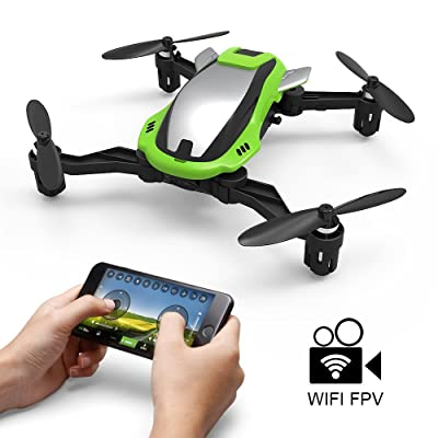 KAI DENG K100 Mini Drone for Kids with Camera L...