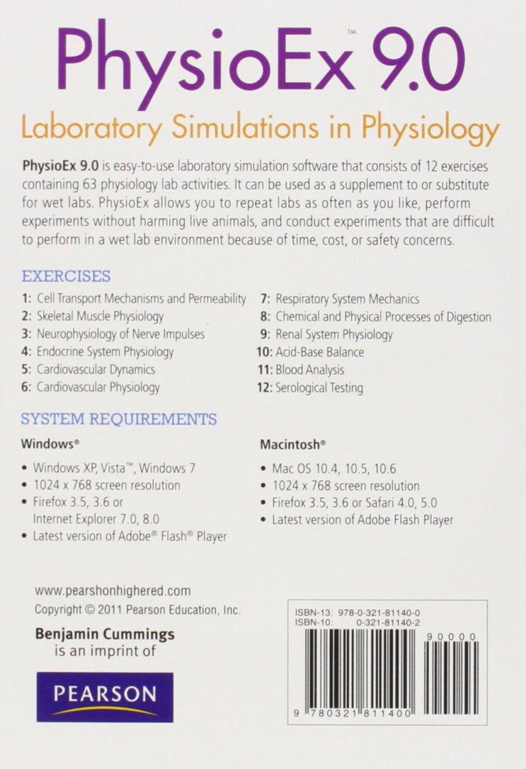 physioex exercise 8 activity 4 post lab quiz