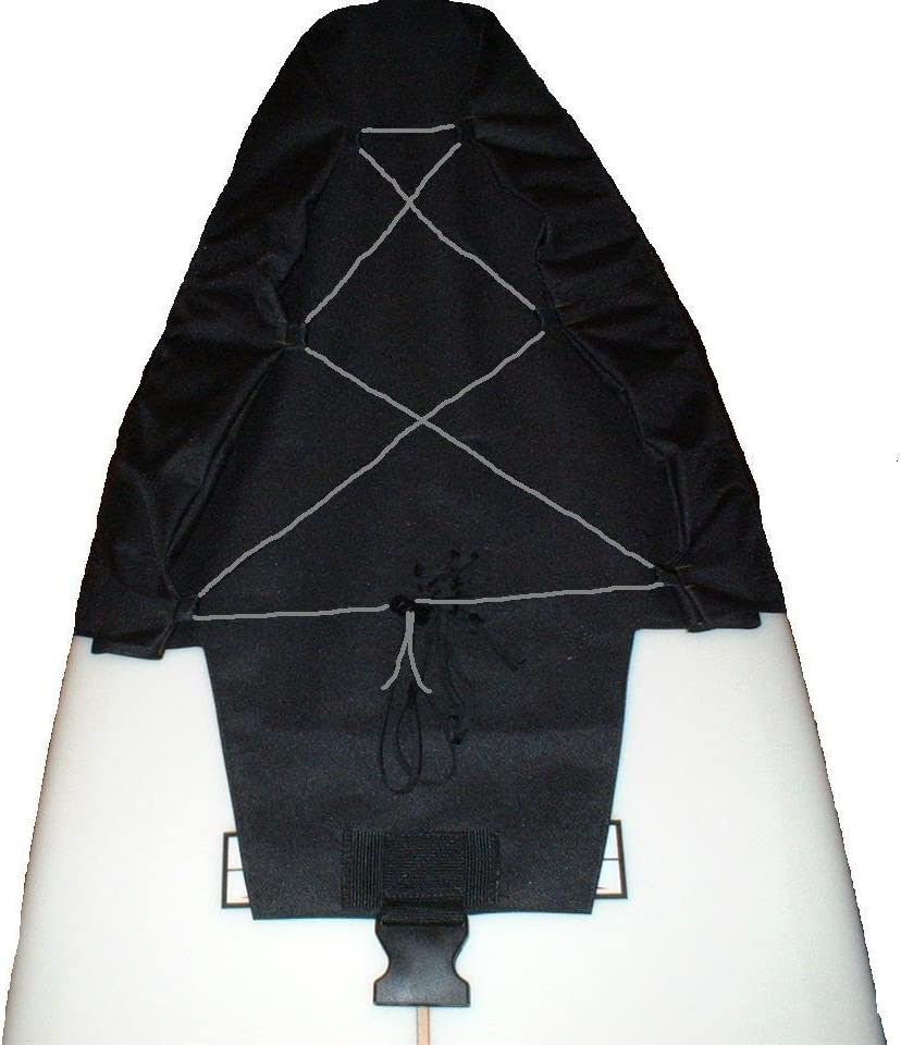 6. Mule Surf and SUP Paddle Board Carrier Transport System
