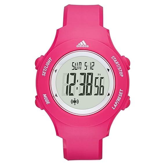 adidas Unisex Reloj de Pulsera Digital Cuarzo plástico adp3215: Amazon.es: Relojes