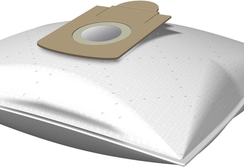 10 bolsas para aspiradoras Rowenta ro6327ea Silence Force Compact de polvo bolsa de profesional®: Amazon.es: Hogar