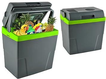 Auto Kühlschrank 12v : Malatec elektrische 16 22 l auto kühlbox wärmebox campingbox 12v