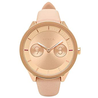 1b601e159115 [フルラ] 腕時計 レディース FURLA R4251102511 866650 マグノリアピンク/ローズゴールド [並行輸入