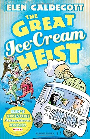 book cover of The Great Ice-Cream Heist