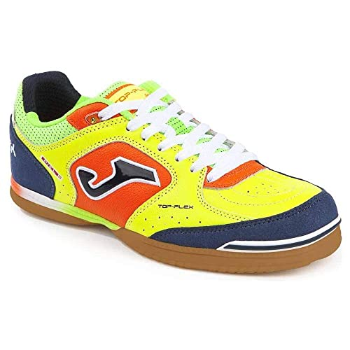 SPORTIME2 - Zapatillas de fútbol Sala de Cuero para Hombre: Amazon.es: Zapatos y complementos