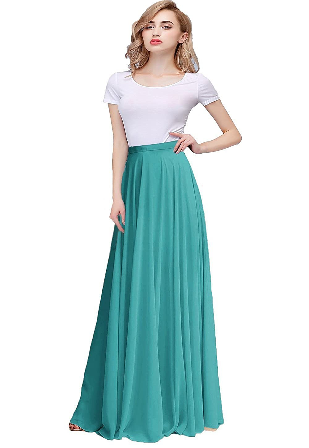 ab122b64de Size:Please choose the size from our size chart, you can find it on the  left pic. column. Our skirt is stretched waistline, the waist size is  S:25-27, ...