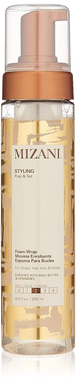 Masters Line Foam Wrap by Mizani for Unisex - 8.5 oz Hair Spray 884486281463