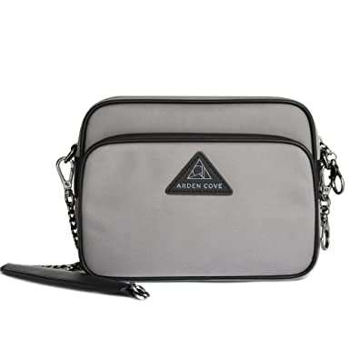 Arden Cove Full Anti-Theft Waterproof Cross-Body Bag (18 quot  Drop Length 054a40f00b839