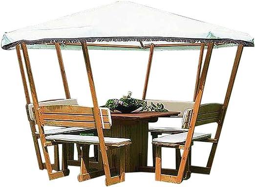 promadino Carpa Rosenheim con techo blanca: Amazon.es: Juguetes y ...