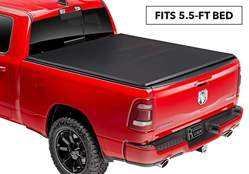 Rugged Liner E-Series Soft Folding Truck Bed Tonneau Cover