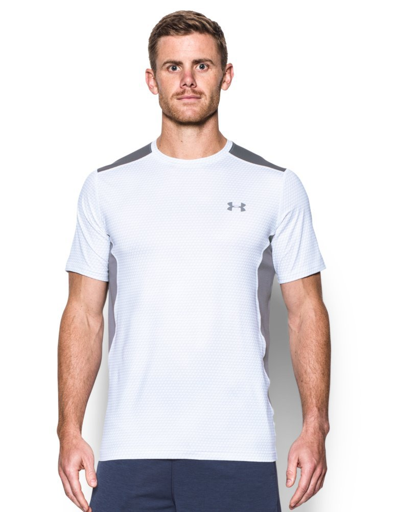 Under Armour UA Raid LG White by Under Armour