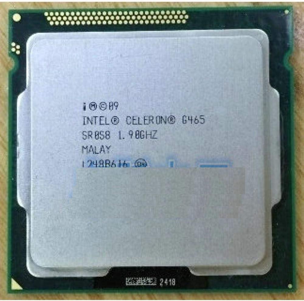 Intel Original G465 CPU Processor 1155pin CPU 1.9G 35W Scrattered Pieces