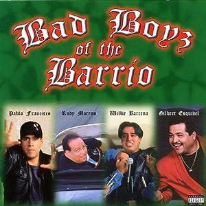 Bad Boyz of the Barrio Performance