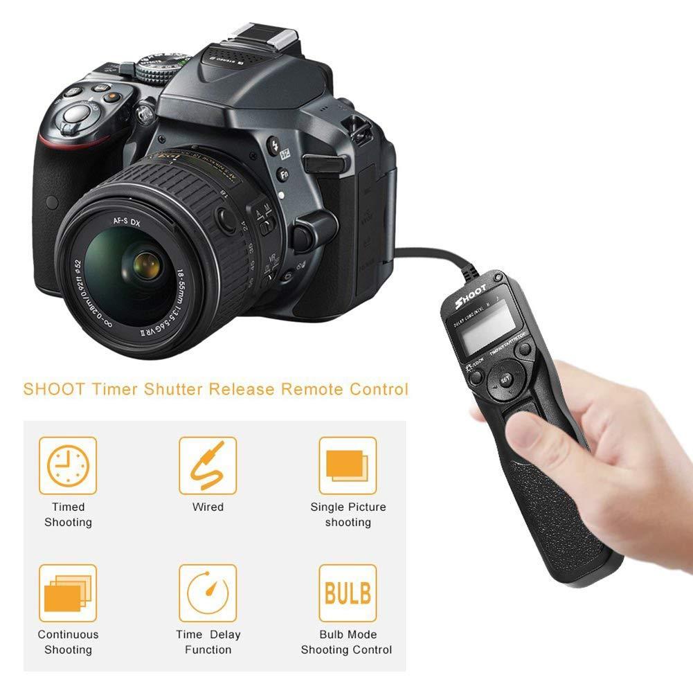 Happyhouse009 - Mando a Distancia para cámaras réflex Digitales ...